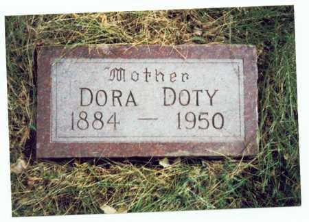 DOTY, DORA - Pottawattamie County, Iowa | DORA DOTY