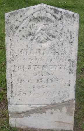DOTY, MARIA H. - Pottawattamie County, Iowa | MARIA H. DOTY