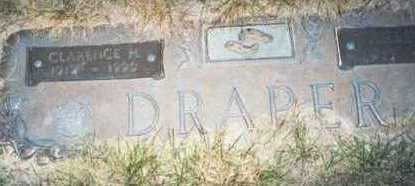 DRAPER, CLARENCE H. - Pottawattamie County, Iowa | CLARENCE H. DRAPER