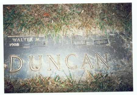 DUNCAN, HELEN M. - Pottawattamie County, Iowa | HELEN M. DUNCAN
