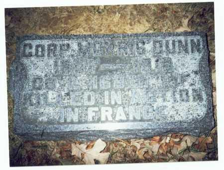 DUNN, MORRIS - Pottawattamie County, Iowa | MORRIS DUNN