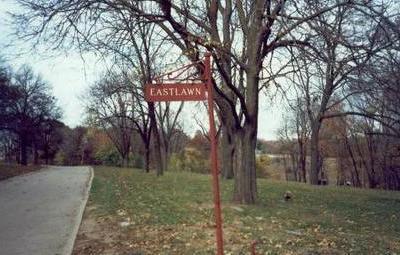 EASTLAWN, SIGN - Pottawattamie County, Iowa | SIGN EASTLAWN