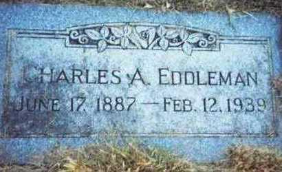 EDDLEMAN, CHARLES A. - Pottawattamie County, Iowa   CHARLES A. EDDLEMAN