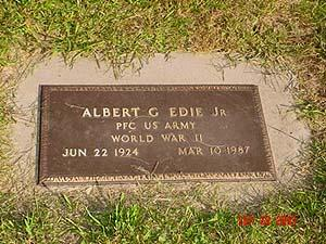EDIE, ALBERT, JR. - Pottawattamie County, Iowa | ALBERT, JR. EDIE