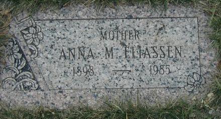 PETERSEN ELIASSEN, ANNE M. - Pottawattamie County, Iowa | ANNE M. PETERSEN ELIASSEN
