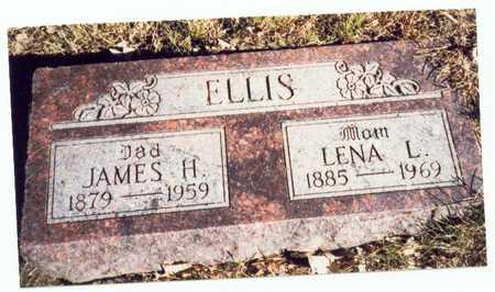 ELLIS, JAMES H. - Pottawattamie County, Iowa | JAMES H. ELLIS