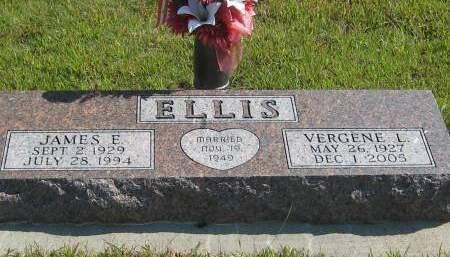 ELLIS, VERGENE L - Pottawattamie County, Iowa | VERGENE L ELLIS