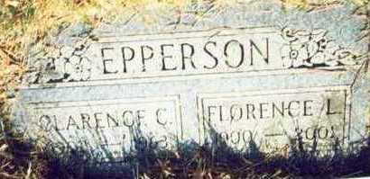 EPPERSON, FLORENCE L. - Pottawattamie County, Iowa | FLORENCE L. EPPERSON