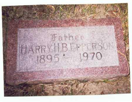 EPPERSON, HARRY H.B. - Pottawattamie County, Iowa | HARRY H.B. EPPERSON