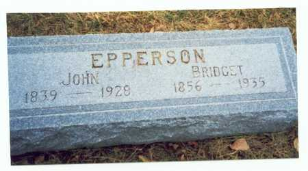 EPPERSON, JOHN LINDSEY - Pottawattamie County, Iowa | JOHN LINDSEY EPPERSON