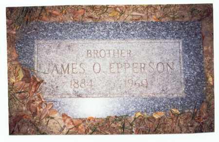 EPPERSON, JAMES O. - Pottawattamie County, Iowa   JAMES O. EPPERSON