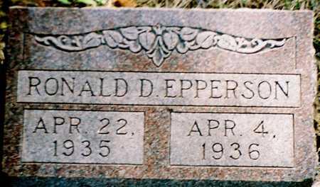 EPPERSON, RONALD A. - Pottawattamie County, Iowa | RONALD A. EPPERSON