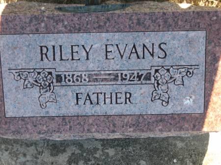 EVANS, RILEY - Pottawattamie County, Iowa | RILEY EVANS