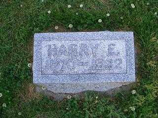 EVERSON, HARRY - Pottawattamie County, Iowa   HARRY EVERSON