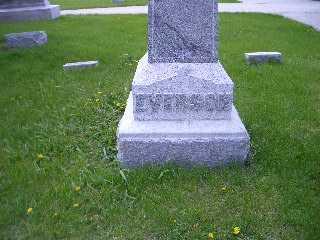 EVERSON, JOHN W - Pottawattamie County, Iowa | JOHN W EVERSON