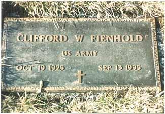 FIENHOLD, CLIFFORD W - Pottawattamie County, Iowa | CLIFFORD W FIENHOLD