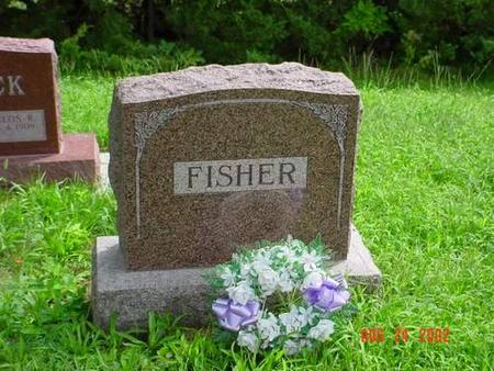 FISHER, DELLA & MILTON S. - Pottawattamie County, Iowa | DELLA & MILTON S. FISHER