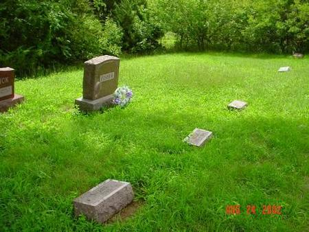 FISHER, DELLA & MILTON S. [PLOT] - Pottawattamie County, Iowa | DELLA & MILTON S. [PLOT] FISHER