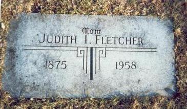 FLETCHER, JUDITH I. - Pottawattamie County, Iowa | JUDITH I. FLETCHER