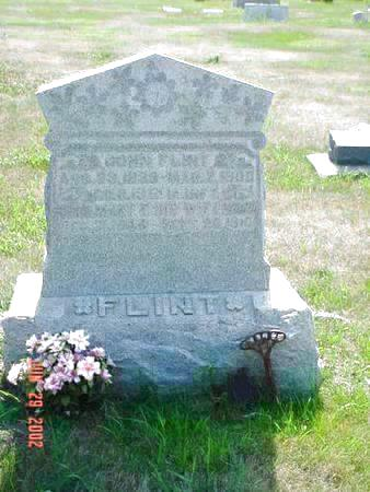 FLINT, JOHN - Pottawattamie County, Iowa | JOHN FLINT