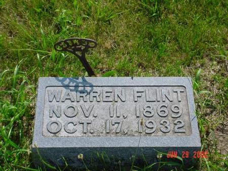 FLINT, WARREN - Pottawattamie County, Iowa | WARREN FLINT