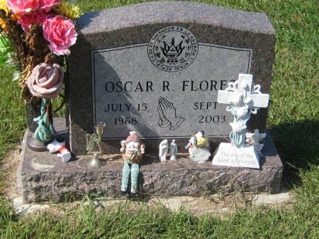 FLORES, OSCAR R. - Pottawattamie County, Iowa | OSCAR R. FLORES