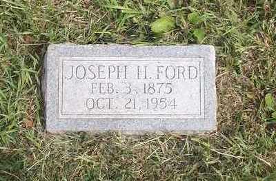 FORD, JOSEPH H. - Pottawattamie County, Iowa | JOSEPH H. FORD