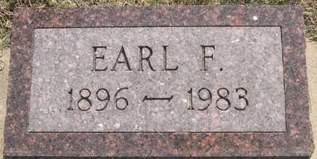 FOREMAN, EARL F. - Pottawattamie County, Iowa | EARL F. FOREMAN
