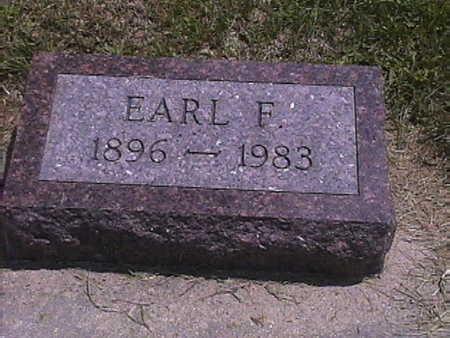 FOREMAN, EARL - Pottawattamie County, Iowa | EARL FOREMAN
