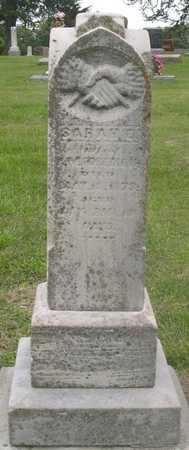 FOREMAN, SARAH E. - Pottawattamie County, Iowa | SARAH E. FOREMAN