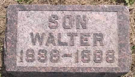 FOREMAN, WALTER - Pottawattamie County, Iowa | WALTER FOREMAN