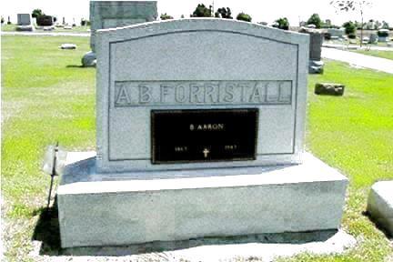 FORRISTALL, AARON - Pottawattamie County, Iowa | AARON FORRISTALL