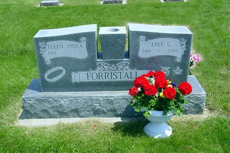 FORRISTALL, LYLE - Pottawattamie County, Iowa | LYLE FORRISTALL