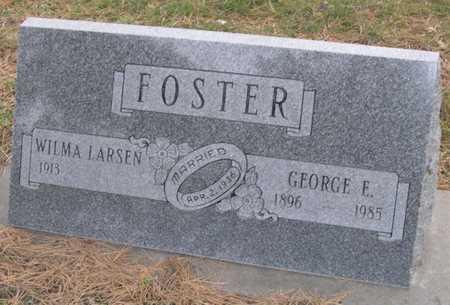 FOSTER, WILMA - Pottawattamie County, Iowa | WILMA FOSTER