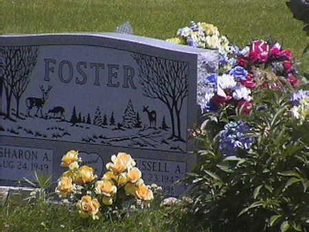 FOSTER, RUSSEL .A - Pottawattamie County, Iowa   RUSSEL .A FOSTER
