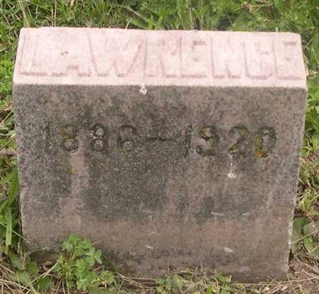 FOX, LAWERENCE - Pottawattamie County, Iowa | LAWERENCE FOX
