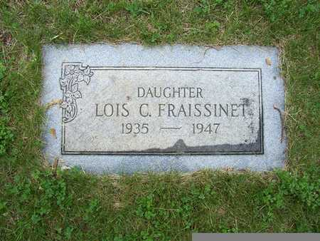 FRAISSINET, LOIS C. - Pottawattamie County, Iowa | LOIS C. FRAISSINET