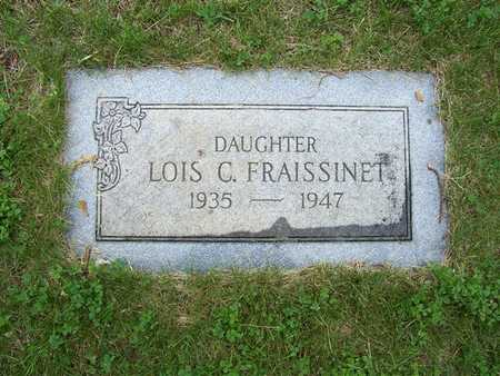 FRAISSINET, LOIS C. - Pottawattamie County, Iowa | LOIS C. FRAISSINET