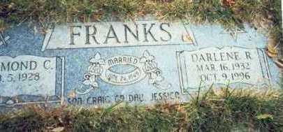 FRANKS, DARLENE R. - Pottawattamie County, Iowa | DARLENE R. FRANKS
