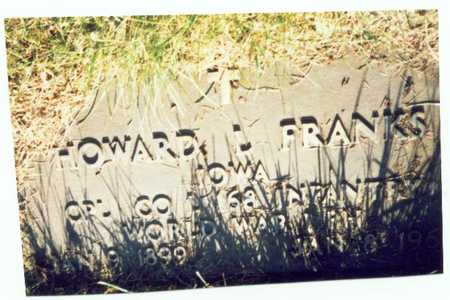 FRANKS, HOWARD L. - Pottawattamie County, Iowa | HOWARD L. FRANKS