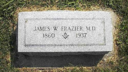 FRAZIER, JAMES W. - Pottawattamie County, Iowa | JAMES W. FRAZIER