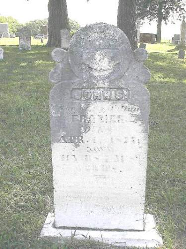 FRAZIER, JOHN S. - Pottawattamie County, Iowa | JOHN S. FRAZIER