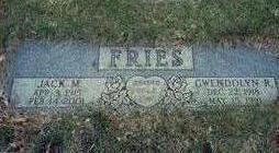 FRIES, JACK M. - Pottawattamie County, Iowa | JACK M. FRIES