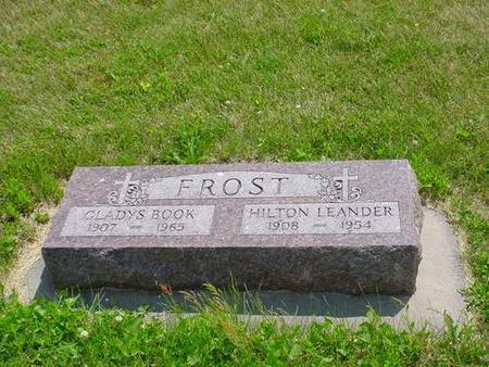 FROST, GLADYS BOOK - Pottawattamie County, Iowa | GLADYS BOOK FROST