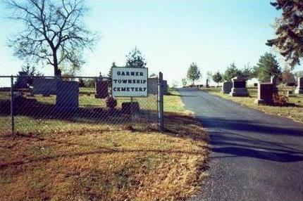 GARNER TOWNSHIP, CEMETERY - Pottawattamie County, Iowa | CEMETERY GARNER TOWNSHIP
