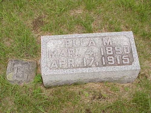 GEHRMANN, ELLLA M. - Pottawattamie County, Iowa | ELLLA M. GEHRMANN