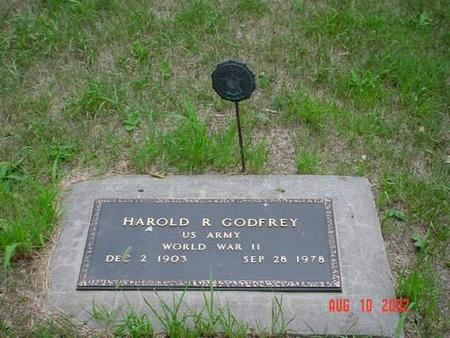 GODFREY, HAROLD R. - Pottawattamie County, Iowa | HAROLD R. GODFREY