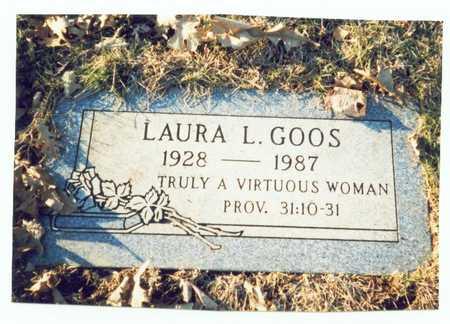 KLOPPING GOOS, LAURA LOUISE - Pottawattamie County, Iowa | LAURA LOUISE KLOPPING GOOS