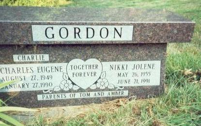 JENKINS GORDON, NIKKI JOLENE - Pottawattamie County, Iowa | NIKKI JOLENE JENKINS GORDON