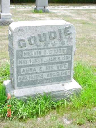 GOUDIE, MELVIN C. - Pottawattamie County, Iowa | MELVIN C. GOUDIE